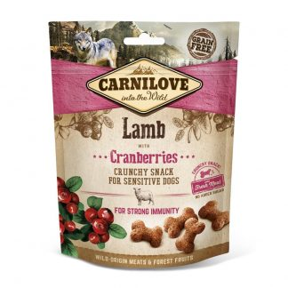 carnilove-crunchy-dog-treats-lamb-with-cranberries
