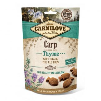 carnilove-semi-moist-dog-treats-carp-with-thyme