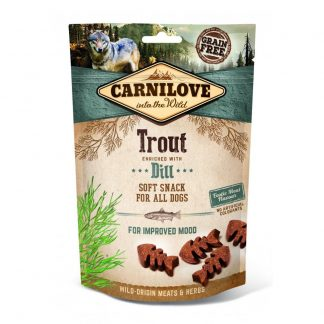 carnilove-semi-moist-dog-treats-trout-with-dill
