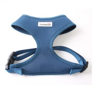 doodlebone-airmesh-harness-navy