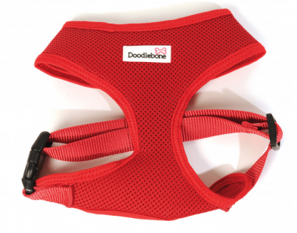doodlebone-airmesh-harness-red