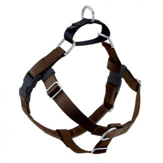 freedom-no-pull-harness-brown