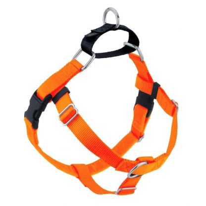 freedom-no-pull-harness-neon-orange
