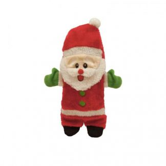 kyjen-squeaking-bottle-buddy-santa-dog-toy